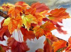 October Splendor by Marney Ward