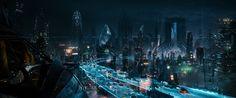 NEO SEOUL | Cloud Atlas (analysis)