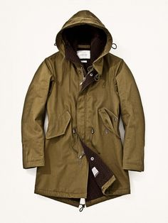 The parka to end all parka's.