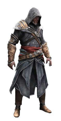 Ezio Assassin Armor. Currently making a modified version of this for my scout costume.
