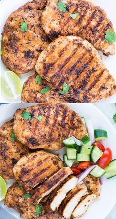 Kfc Grilled Chicken Recipe, Chicken Marinade Healthy, Buttermilk Chicken Marinade, Chicken Marinades, Summer Barbeque, Bbq, How To Grill Chicken, Buffalo Shrimp, Baked Chicken Legs