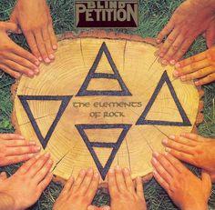 Blind Petition (AUT) - The Elements Of Rock - Un hard'n'heavy che nel 1992 doveva essere molto buono [6]