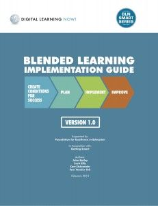 Blended Learning Implementation Guide   Release date: 2/6/13