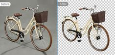 There are a lot of image background remove techniques but the most well-known and used technique is called clipping path: using the Photoshop Pen Tool, expert users can take any object from a photo and make it a standalone object. Dragging the pen tool around the edges of the desired object.