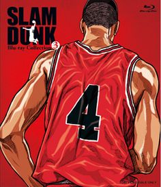 """It has decided that popular anime """"SLAM DUNK"""" by Takehiko Inoue Blu-ray DVD will release in odd months from July because of its anniversary. Basketball Anime, Basketball Workouts, Basketball Cookies, Girls Basketball, Basketball Hoop, Basketball Players, Slam Dunk Anime, Basketball Background, Inoue Takehiko"""