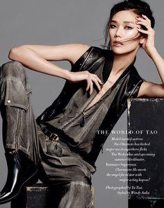 Tao Okamoto Wears Louis Vuitton In Yu Tsai Images For Harper's Bazaar Singapore April 2016 — Anne of Carversville  http://www.anneofcarversville.com/style-photos/2016/3/24/tao-okamoto-wears-louis-vuitton-in-yu-tsai-images-for-harpers-bazaar-singapore-april-2016