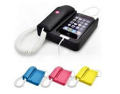$23.99 Desktop Mobile Cell Phone Holder Seat for iPhone 4 4S/3G/3GS