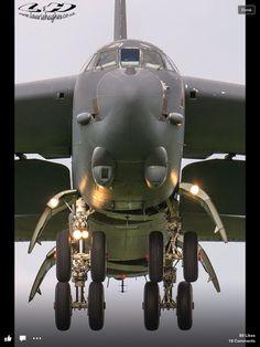 "B-52: ""Fly the Big Wheel."""