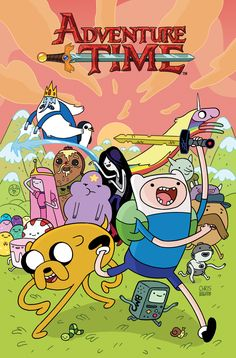 Cartoon Network anuncia el fin de 'Hora de Aventura'
