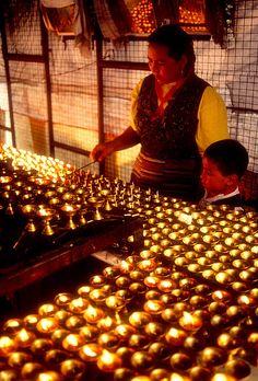 Devotion, Katmandhu - ID: 1086048 Tibet, Nepal People, Nepal Kathmandu, Finding Peace, True Beauty, Where To Go, Travel Inspiration, Buddha, How To Memorize Things