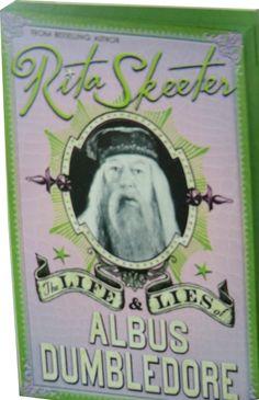 #AlbusDumbledore #RitaSkeeter by @BabyMow