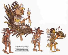 Corn Xochipilli - Maya Seed Ark Project