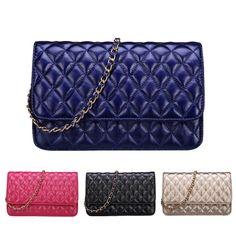 f1806ee1a5d23 US $63.58 |Projektant marki kobiet torby na ramię panie skórzane flap torby  luksusowe rocznika mody crossbody torba pikowana łańcuch kobiet torba 1114  w ...