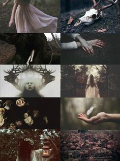 Southern Gothic witches