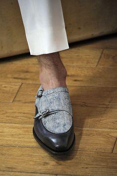 Francesco Smalto. This shoes I like