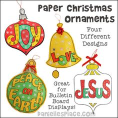 christmas crafts kids can make page 3