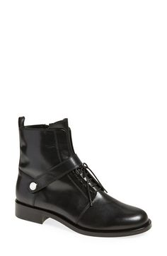 Free shipping and returns on Fendi 'Diana' Boot (Women) at Nordstrom.com. Logo-stamped silvertone hardware highlights the sleek strap of a workwear-inspired ankle boot cast in pristine Italian leather.