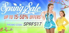 Dear Friends! From now until 21 of March, We are presenting the Spring Cleaning Sale 2017 Figure Skating Dresses! Get and an Extra 15% OFF with the coupon below. ❗️Promo Code: SPRFS17  https://figureskatingstore.com/dresses/ #figureskatingdresses #iceskatingdresses #figure #ice #skating #dress #dresses #chloenoel #jerrysskatingworld #icedress #mondor #skatingdress #skatingdresses #springsale #figureskatingstore #figureskating #iceskating #skatingapparel