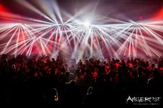 Angerfist album release party 2014