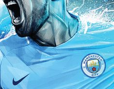 "Check out new work on my @Behance portfolio: ""MCFC / UEFA R16"" http://be.net/gallery/66211041/MCFC-UEFA-R16"
