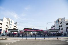 Nationals Ball Park is just a few blocks for the Navy Yard Metro and Park Chelsea apartments | Capitol Riverfront, Southeast Washington DC