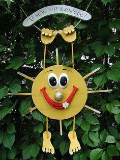 Различные идеи для рукоделия, поделок, не большие МК (из интернета) - запись пользователя Kozlovsckaja2009 (Людмила (прошу на ты)) в сообществе Болталка в категории Разговоры на любые темы Diy Crafts Hacks, Easy Crafts, Diy And Crafts, Crafts For Kids, Clay Pot Crafts, Wood Crafts, Paper Crafts, Class Decoration, School Decorations