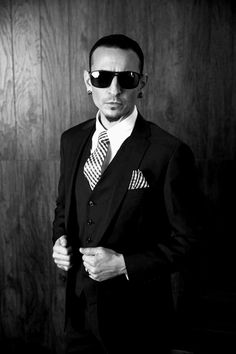 Smooth dressed Chester!