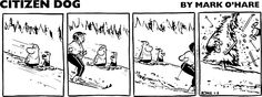 Citizen Dog by Mark O'Hare Monday, October 20, 2014