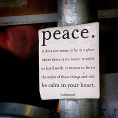 """""""And the peace of God, which surpasses all understanding, will guard your hearts and your minds in Christ Jesus."""" -Philippians 4:7"""