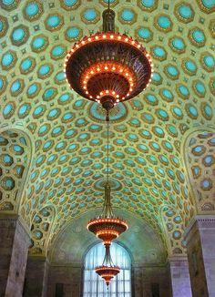 Commerce Court, Toronto #Toronto #architecture