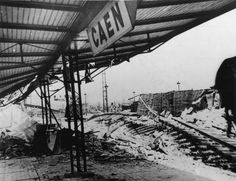 Bombed_Ruins_of_Railway_Station_in_Caen_France_Normandy_1944