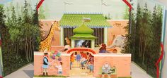 Peter and the Wolf, Pop-Up Book, illustrated by Barbara Cooney