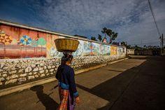 el camino de Sumpango | Guatemala (foto: Ivan Castro)