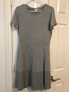 5394aeadf0a BNWT Gap Ribbed Knit Dress Size M  fashion  clothing  shoes  accessories