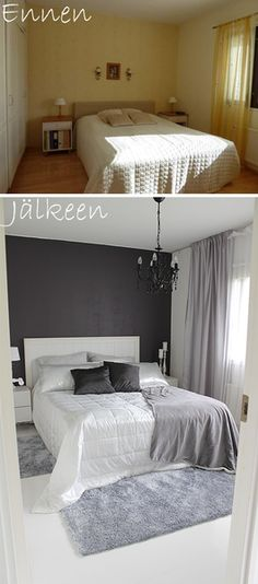 Grey Bedroom Ideas Leading 10 Comfy Grey Bedroom Ideas that You Will Certainly Room Ideas Bedroom, Small Room Bedroom, Gray Bedroom, Bedroom Decor, Painted Bedroom Furniture, Home Decor Furniture, Furniture Sets, Jugendschlafzimmer Designs, Paint Colors For Living Room