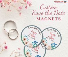 Design your own Save The Date Magnets and make your Wedding Day extra special! #custommagnets #savethedate #savethedatemagnets #weddingmagnets #weddingfavors #circle #announcement #weddingideas #wedding #gifts #ideas Wedding Favors, Wedding Gifts, Engagement Invitation Cards, Save The Date Magnets, Design Your Own, Weddingideas, Coupon Codes, Announcement, Dating