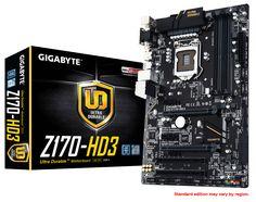 GIGABYTE SC-1151 Z170 DDR3 HDMI DVI-D