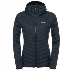 Thermoball GL Hoodie zwart/grijs dames. The North FaceHoodieThe ...