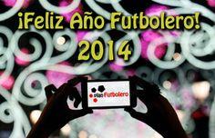 Feliz 2014!!! De parte del equipo de http://www.planfutbolero.com