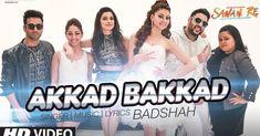#AkkadBakkad | Sanam Re | #Badshah, Neha Kakkar | Pulkit Samrat, Yami Gautam | T-Series