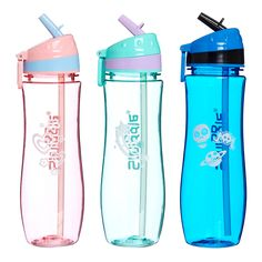 Drink Up Pastel Badge Bottle | Smiggle