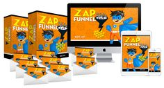 ZAP FUNNEL-MAIN PACKAGE BY EDMUND LOH REVIEW-ZAP! YOUR LIST BUILDING TROUBLES WITH THIS 8 READY TO GO LEAD GENERATING SYSTEMS!