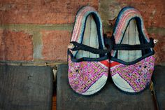 Handmade Baby Shoes from Thailand #8
