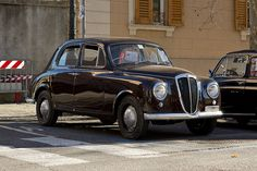 Lancia Appia 1^ Serie #lancia