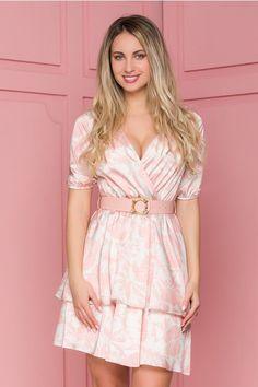 Wrap Dress, Peplum, Casual, Shopping, Dresses, Products, Fashion, Vestidos, Moda