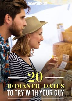 20 Romantic Date Ideas to Try With Your Guy - Cosmopolitan.com