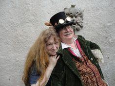 Wendy & Brian Froud
