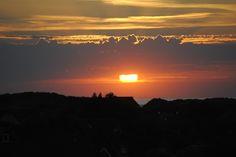 Sonne über Norderney
