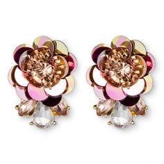 Sugarfix by BaubleBar Beaded Drop Earrings - Pink, Women's