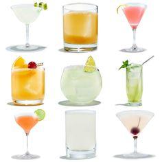 The Cocktail Formula That You Need to Memorize Now - Bon Appétit
